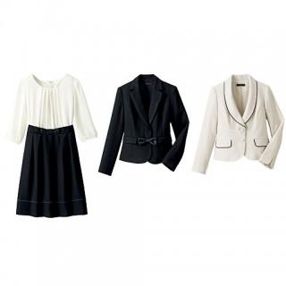 卒業式 服 母 スーツ セシール 購入方法