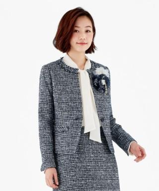 2018年 KUMIKYOKU(組曲)入学式 母スーツのデザイン